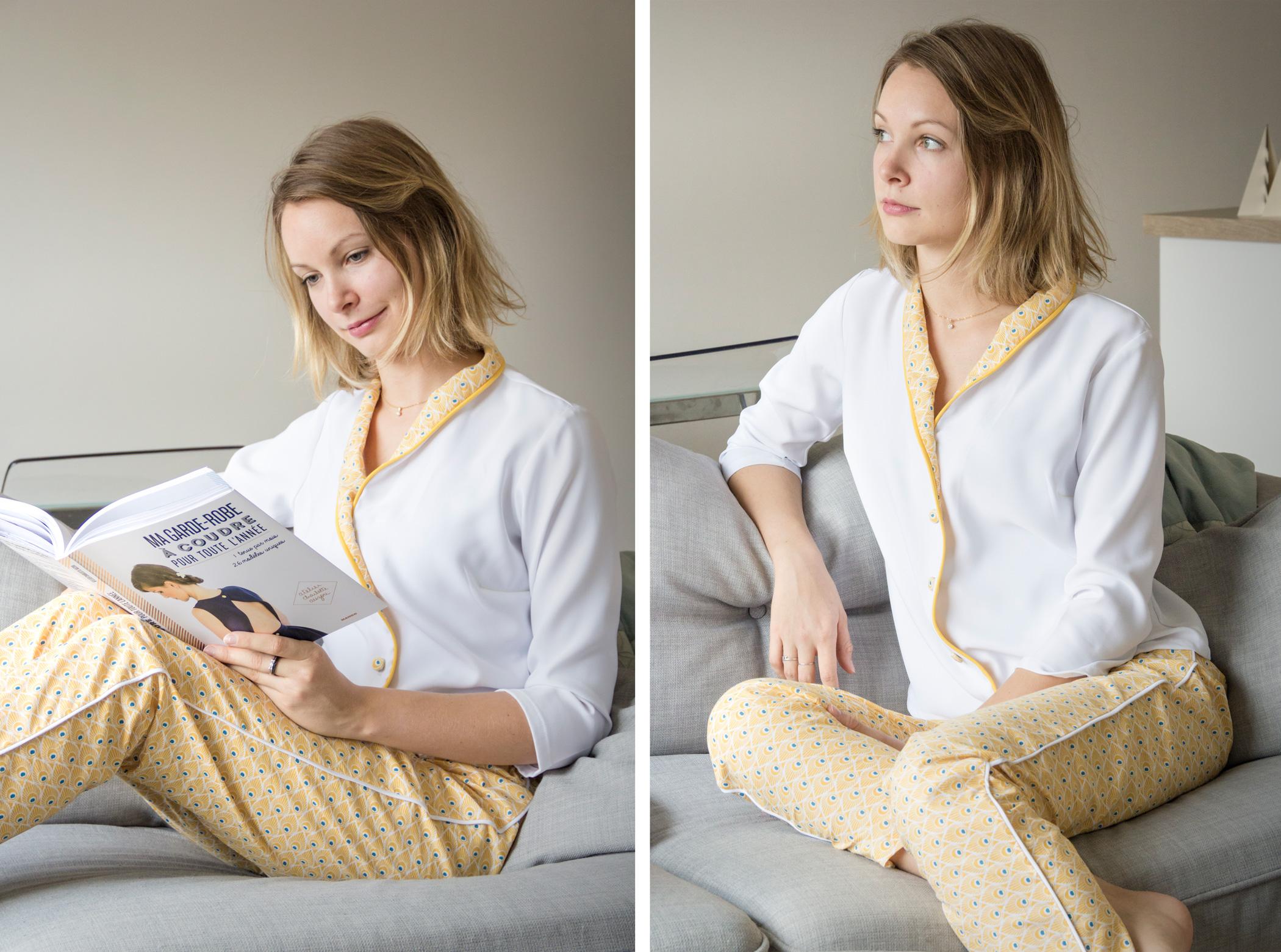 pyjama Charlotte Auzou
