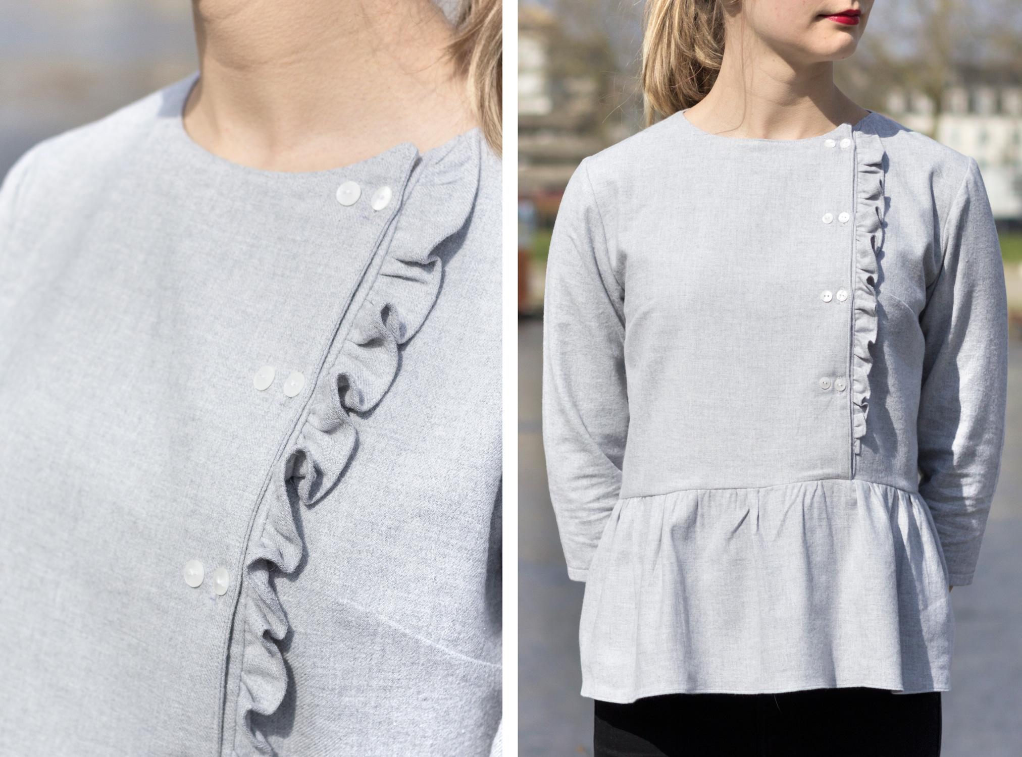 blouse elona ikatee et jolies bobines